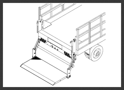 Protect your employees from injury by adding a liftgate to your Action custom upfit. If your dealing with heavy equipment, make sure you are getting the lift assistance you need. For more information please call our sales team at 800-330-1229.