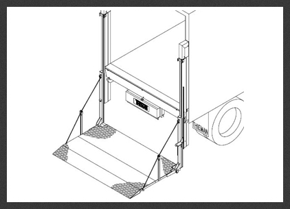 Thieman Tailgates  Hydraulic    Lift       Gate    Manufacturer