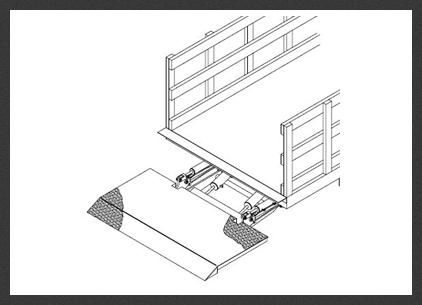 WT-30EST Conventional Liftgate