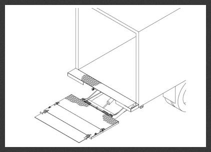 M-20ET Stowaway Liftgate