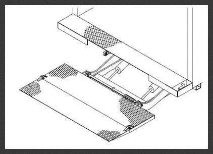 MDC-LB-25ET Stowaway Liftgate